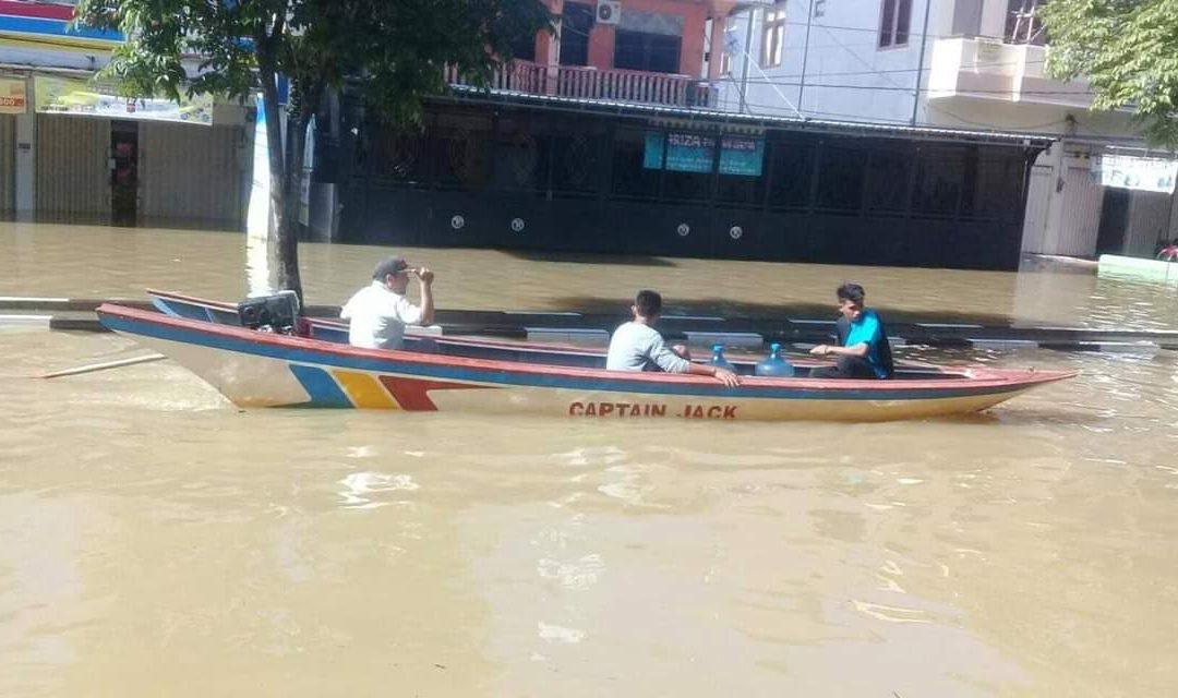 Catatan dan Solusi H.Irwan untuk Banjir di Samarinda