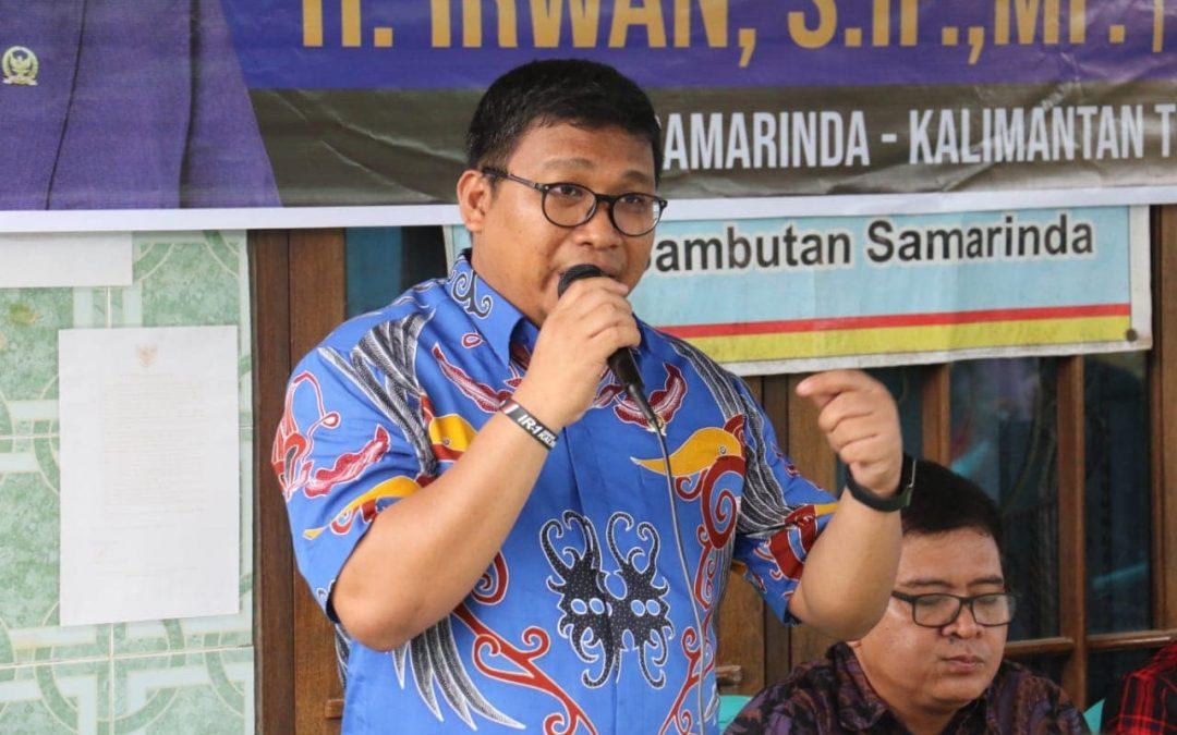 Dr. H.Irwan Desak Usut Tuntas Pembakaran Hutan di Papua