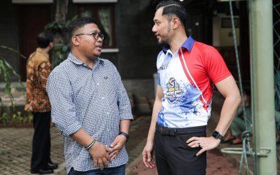 AHY Tunjuk Wasekjen Demokrat Jadi Ketua Timses Putri Ma'ruf
