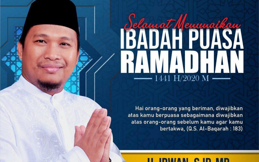 Marhaban Ya Ramadhan (Irwan Fecho)