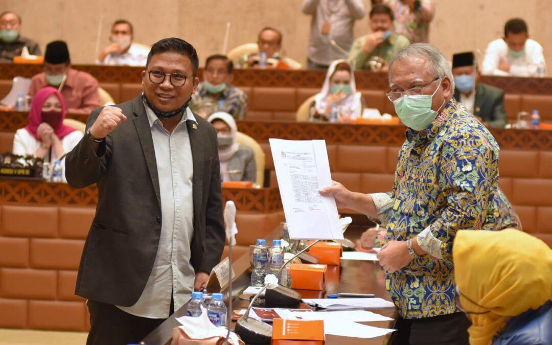 Irwan Meminta Menteri Basuki Segera Evaluasi Tarif Tol Balsam